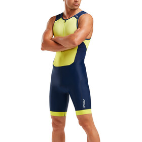 2XU Perform Men yellow/blue